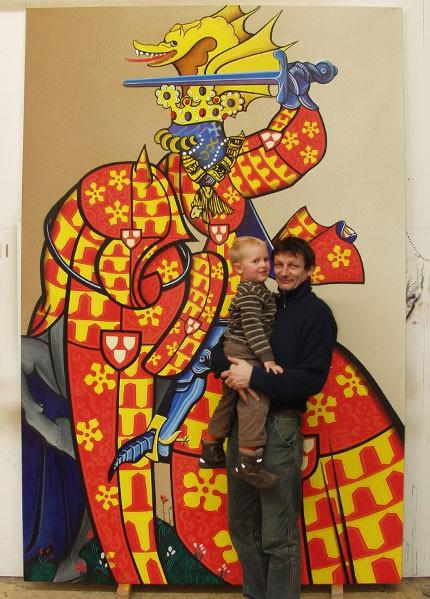 Kwast - Auftragsmalerei - Kunstinstallation