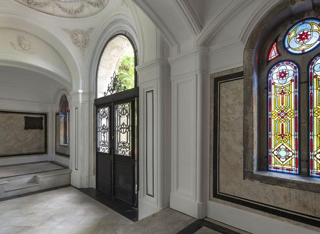 Auftragsmalerei Kwast Berlin, Malerei im öffnetlichen Raum, Mausoleum Günther, Startseite