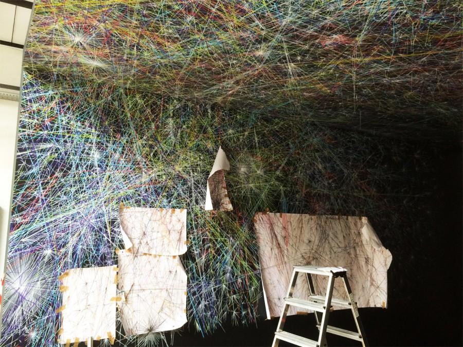 Kwast-Malerei für Museen-Das-Netz