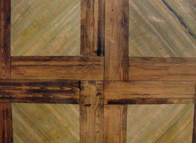 Kwast - Imitationen - Holz