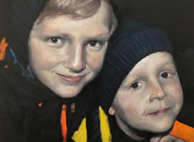 Kwast - Porträtmalerei